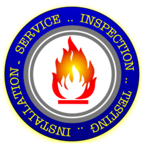 Commercial Plus Fire Protection Logo